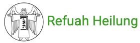 Webseite Logo Refuah Heilung